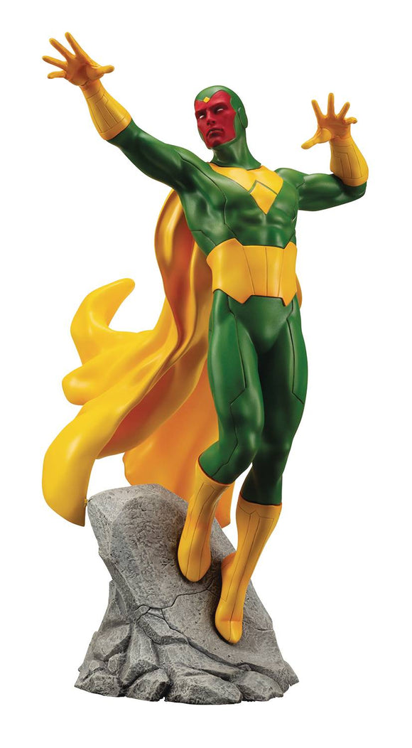 Marvel Comic's The Vision ArtFX+ Statue
