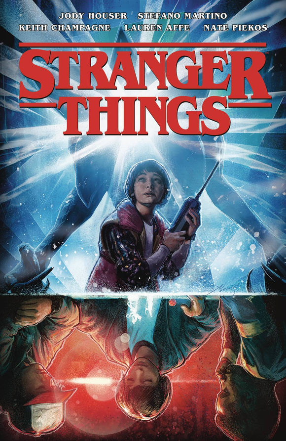 Stranger Things Trade Paperback