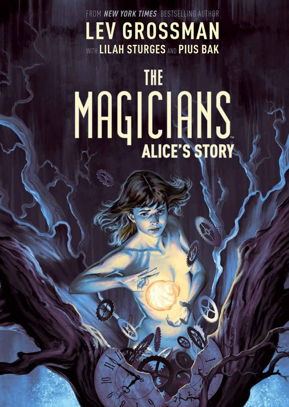 Magicians: Alice's Story HC