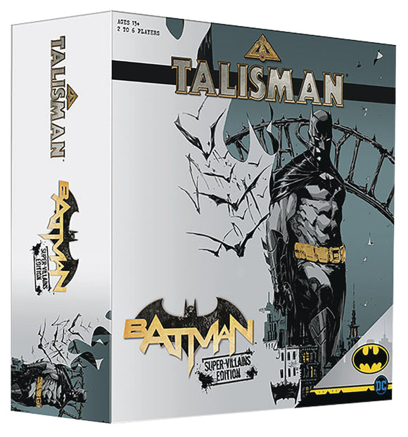 Talisman Board Game: Batman Edition