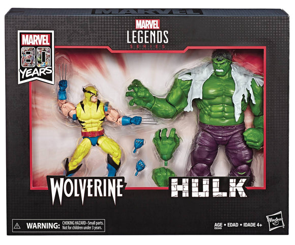 Marvel 80th Anniversary Legends 2-Pack