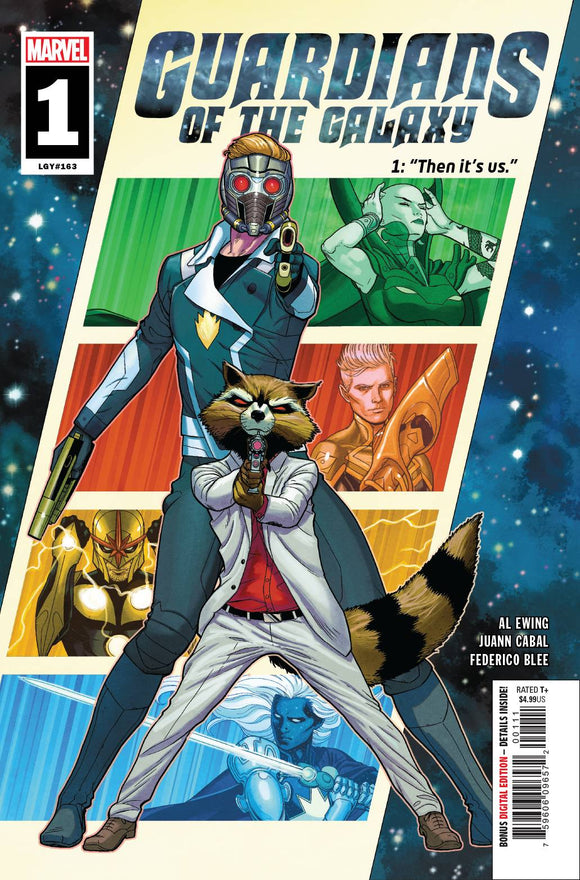 Guardians of the Galaxy (Vol. 6)