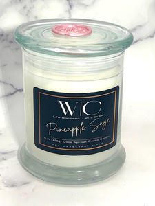 Pineapple Sage - WORKABEE CANDLES, LLC