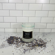 Load image into Gallery viewer, Black Amber + Lavender - WORKABEE CANDLES, LLC