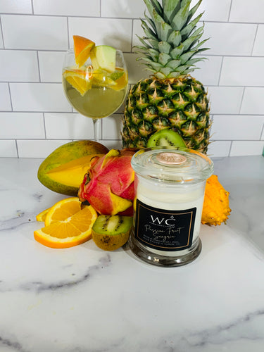 Passion Fruit Sangria - WORKABEE CANDLES, LLC