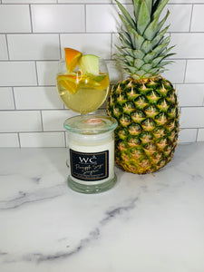 Pineapple Sage Sangria - WORKABEE CANDLES, LLC