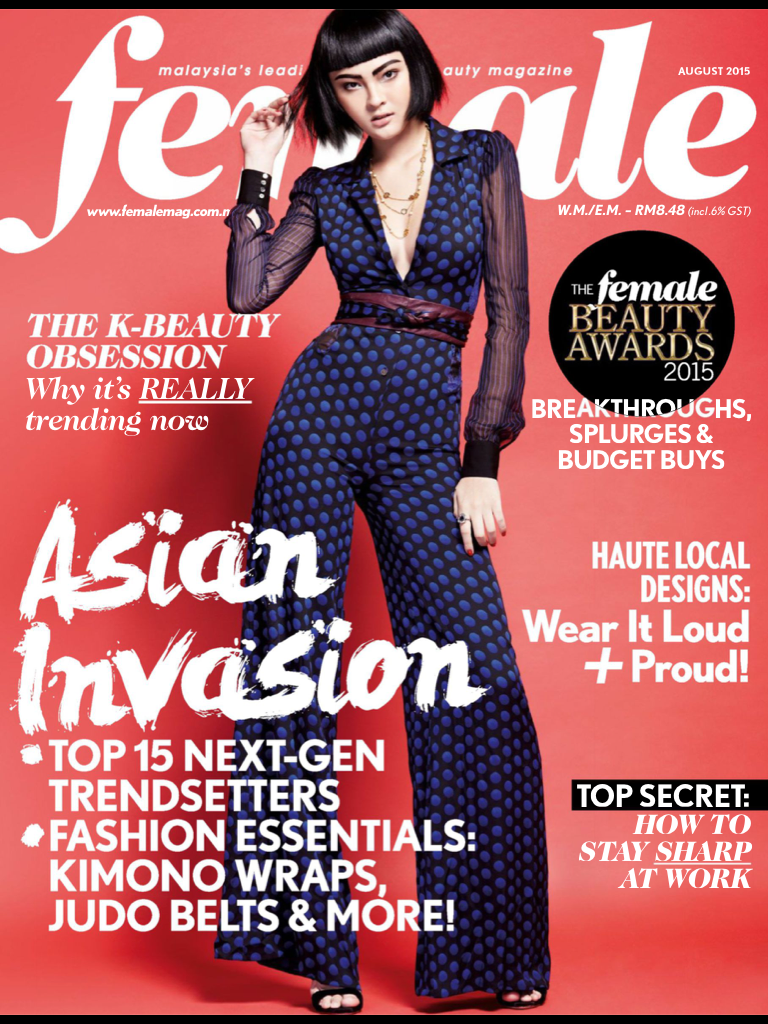 FEMALE AUGUST 2015