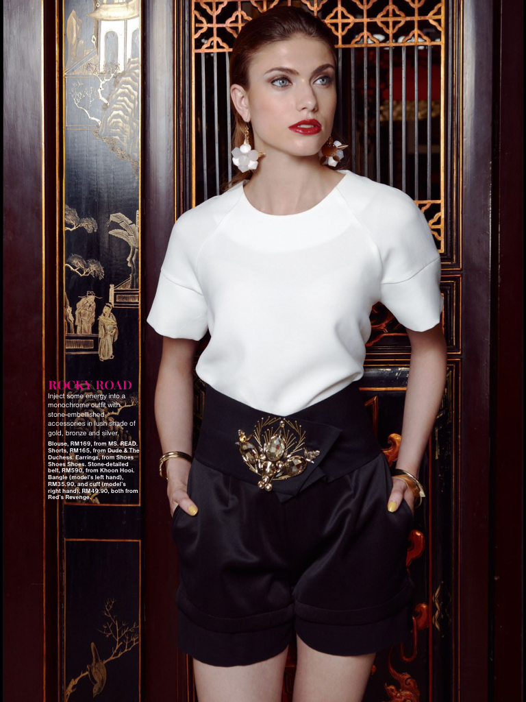 GLAM AUGUST 2015