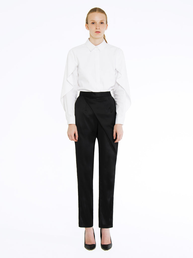 Foldover Trousers