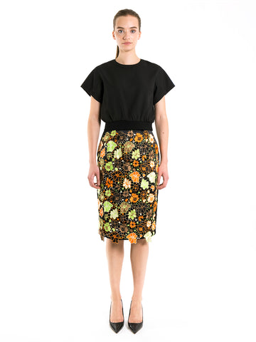 Lucille's Forest Skirt