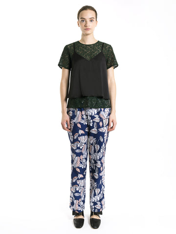 Amalia Soft Pleat Trousers