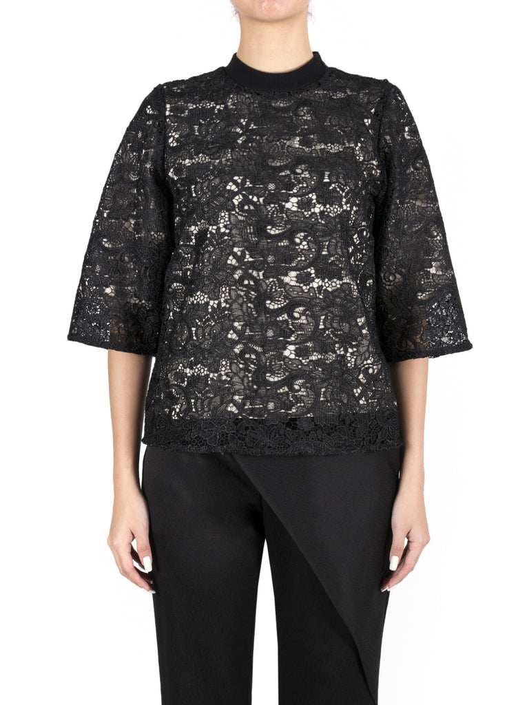 Aurelie Lace Top