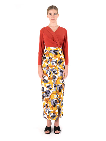 Pansy Maxi Skirt