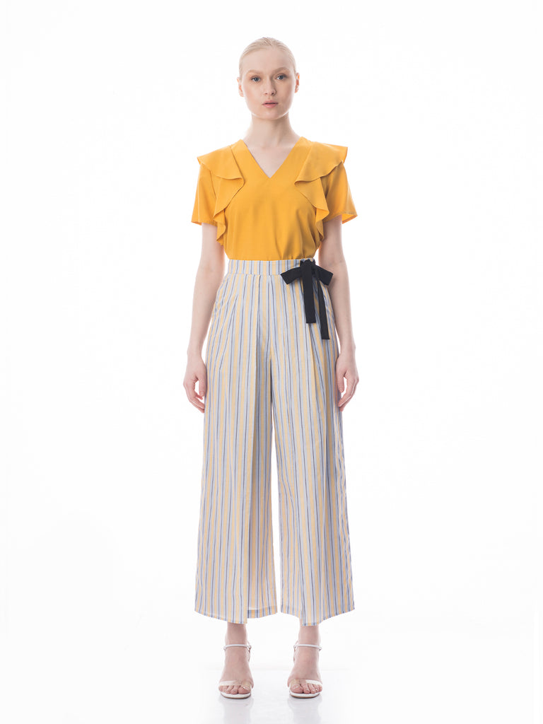 Double Stripes Culottes