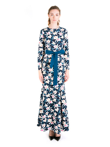 Brassia Obi Maxi Dress