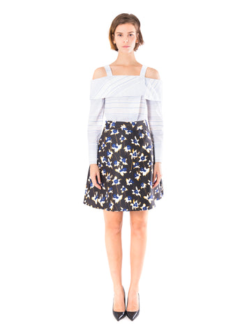 Tazetta A-Line Skirt