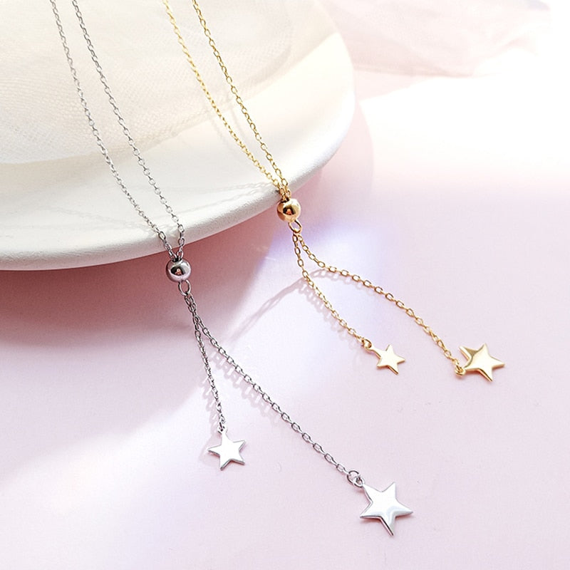 Ball Star Necklace