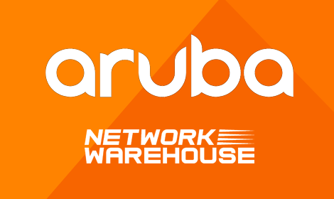 Network Warehouse signs with HPE Aruba