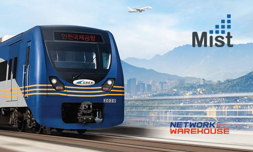 South Korea's Airport Railroad Express Selects Juniper Networks' AI-Driven Solutions To Build Its All-IP Based Communications Network For Smarter And Safer Operations