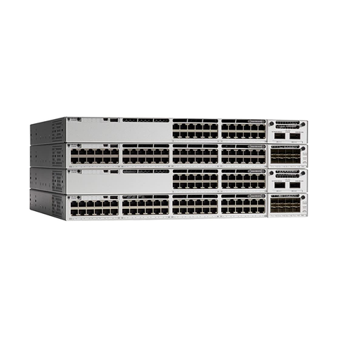 Cisco Catalyst 9300L Fixed Uplink Switch  |  C9300L-24P-4X-E