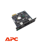 APC UPS Network Management Card 2 with Environmental Monitoring  |  AP9631 - Network Warehouse