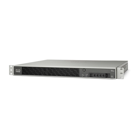 Cisco Adaptive Security Appliance | ASA5525-FPWR-K9 - Network Warehouse