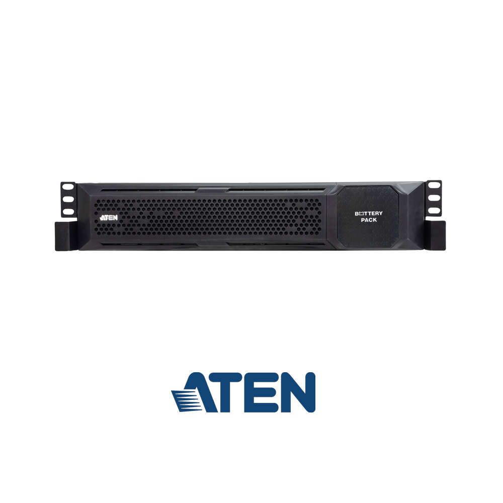 Aten Professional Online UPS 1000VA External Battery Pack | BP24V18AH-AT