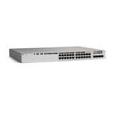 Cisco Catalyst 9200L 24 Port PoE+ Switch w/ 4 x Fixed 10G Uplinks, Network Essentials | C9200L-24P-4X-E