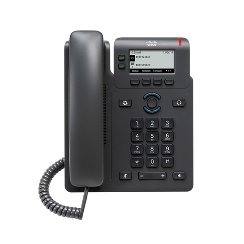 Cisco 6821 Multi Platform IP Phone | CP-6821-3PCC-K9