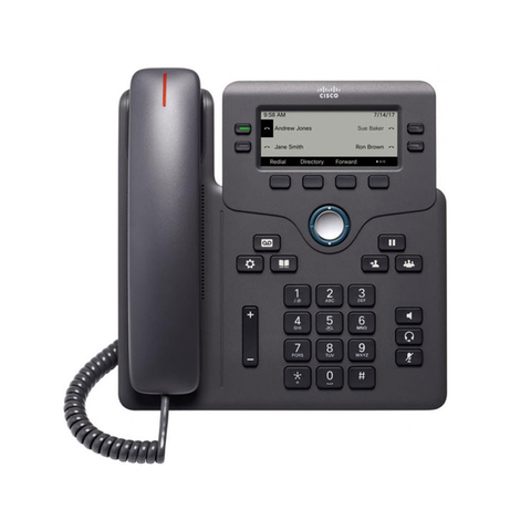 Cisco 6851 Multi Platform IP Phone | CP-6851-3PCC-K9