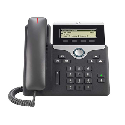 Cisco 7811 Multi Platform IP Phone | CP-7811-3PCC-K9