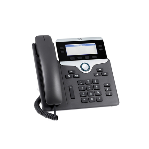 Cisco UC Phone | CP-7821-K9= - Network Warehouse