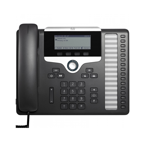Cisco 7861 Multi Platform IP Phone | CP-7861-3PCC-K9
