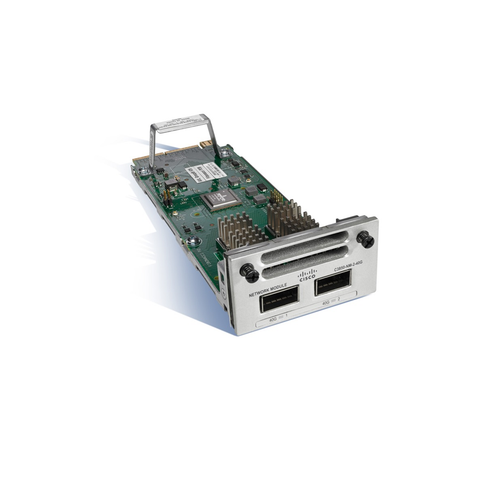 Cisco Catalyst 9300 Network Module  |  C9300-NM-2Q