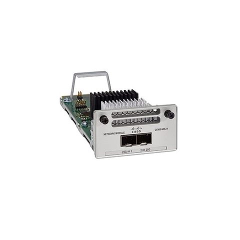 Cisco Catalyst 9300 Network Module  |  C9300-NM-2Y