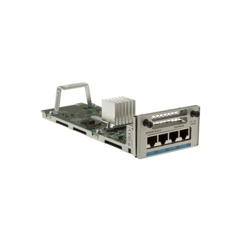 Cisco Catalyst 9300 Network Module  |  C9300-NM-4G