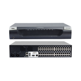 DKX3-864 Raritan ( Dominion KX III ) 8 IP users, 1 Local user Digital KVM 64 port KVM switch with access over IP ( Raritan Dominion KX3 Range CAC ) - Network Warehouse