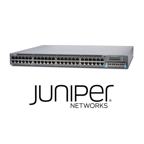 Juniper EX4300-48T Switch | 48 x 10/100/1000BaseT | 350W AC PS - Network Warehouse