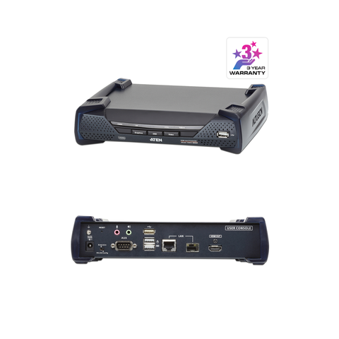 Aten KE8950R | 4K HDMI Single Display KVM over IP Receiver - Network Warehouse