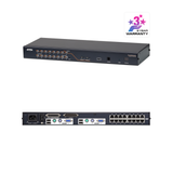 Aten KH2516A | 2-Console 16-Port Multi-Interface Cat 5 KVM Switch - Network Warehouse