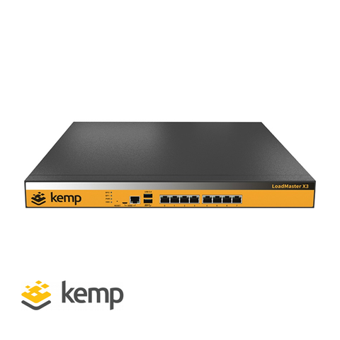 Kemp LoadMaster X3 | Network Warehouse