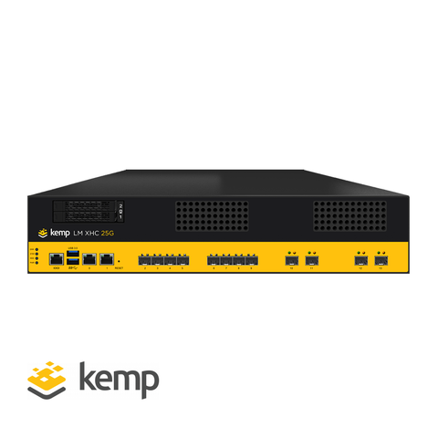 Kemp LoadMaster XHC 25G | Network Warehouse