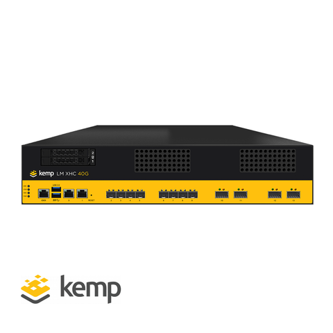 Kemp LoadMaster XHC 40G | Network Warehouse