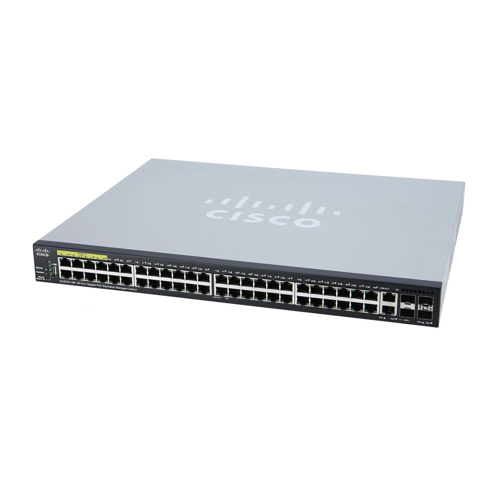 Cisco SG350X-48MP-K9-EU - Network Warehouse