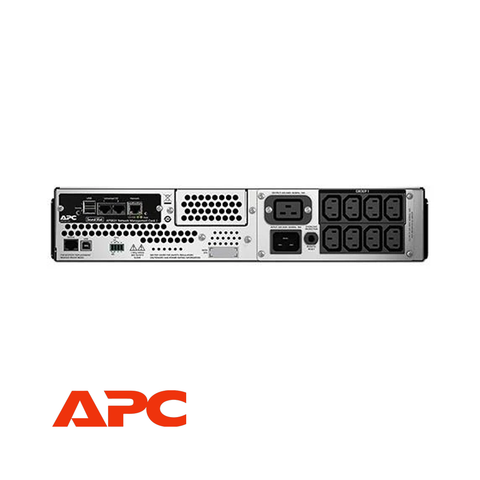 APC Smart-UPS 2200VA LCD RM 2U 230V with Network Card | SMT2200RMI2UNC - Network Warehouse