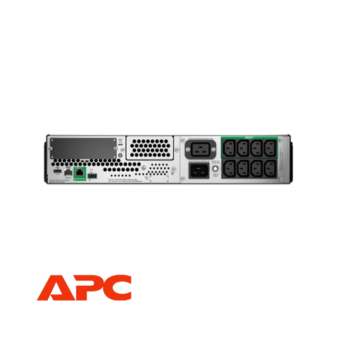 APC Smart-UPS 3000VA LCD RM 2U 230V with SmartConnect | SMT3000RMI2UC - Network Warehouse