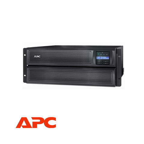 APC Smart-UPS X 3000VA Rack/Tower LCD 200-240V with Network Card | SMX3000HVNC - Network Warehouse