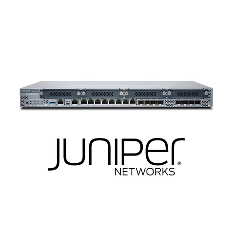 Juniper SRX345 Services Gateway | 16 x GE (w 8 x SFP), 4G RAM, 8G Flash and 4x MPIM slots (Hardware Only) - Network Warehouse