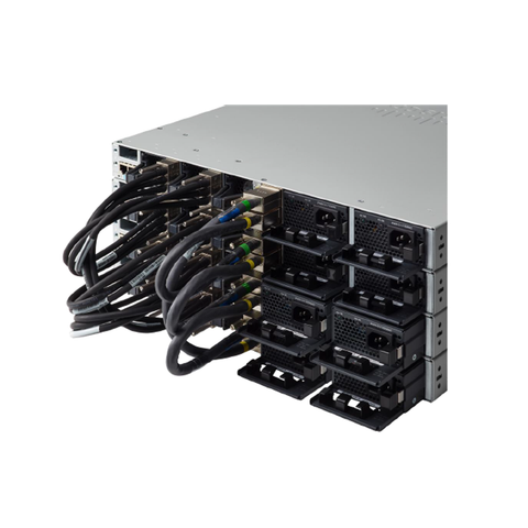 Cisco Catalyst 9300 & 9300L Stacking Options
