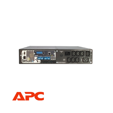APC Smart-UPS XL Modular 3000VA 230V Rackmount/Tower | SUM3000RMXLI2U - Network Warehouse